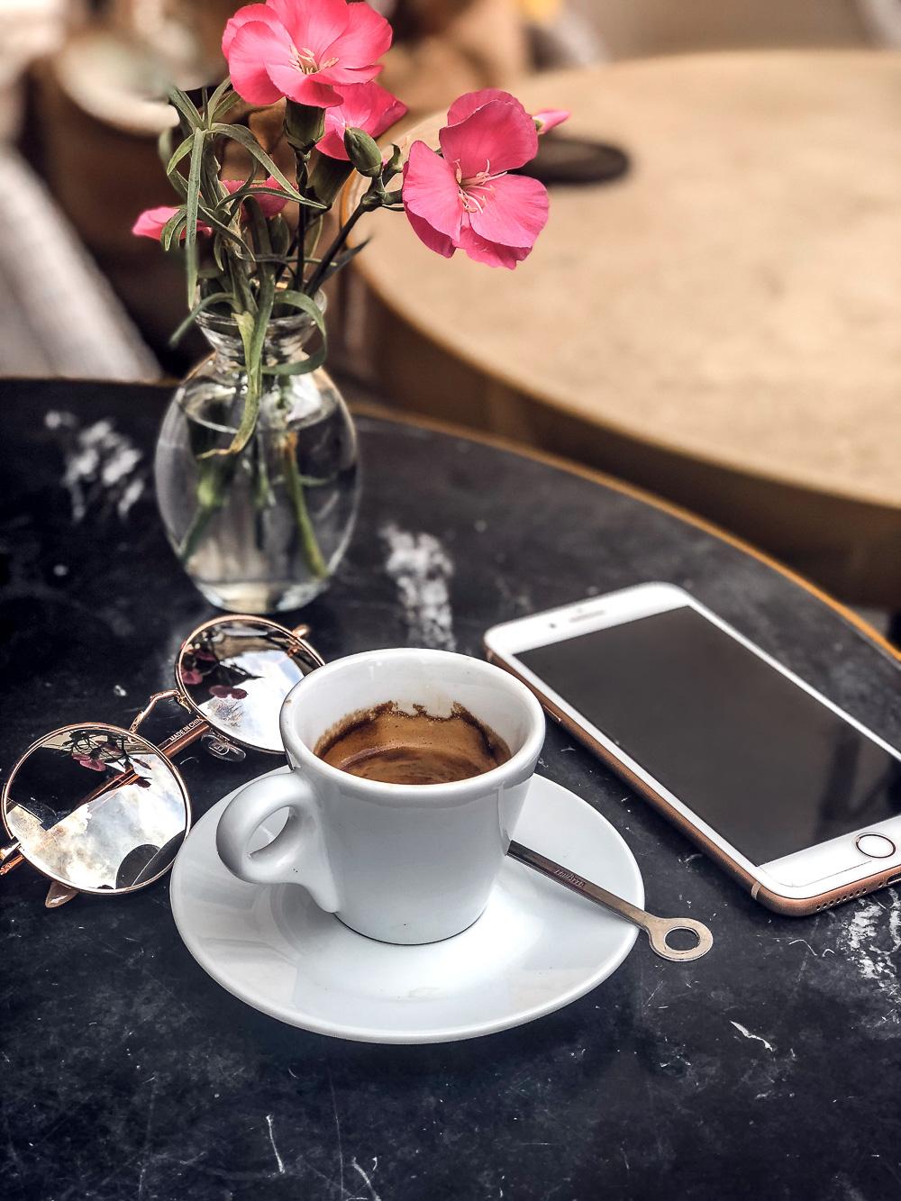 Instagram Update Juni 2018 - iPhone 8 Plus - Cafe