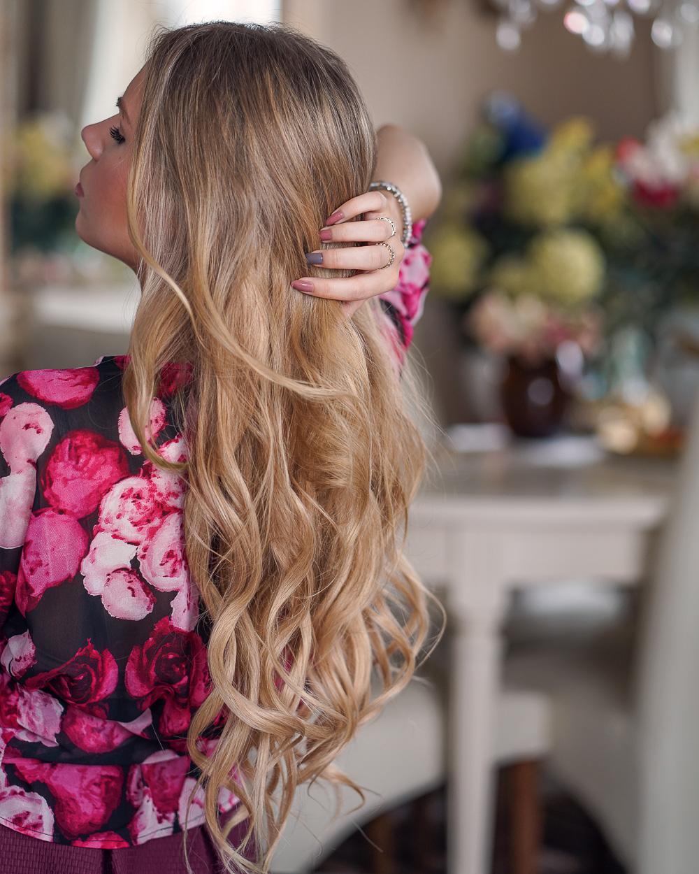 Clip-in Extensions Luxury for Princess-Locken-Test