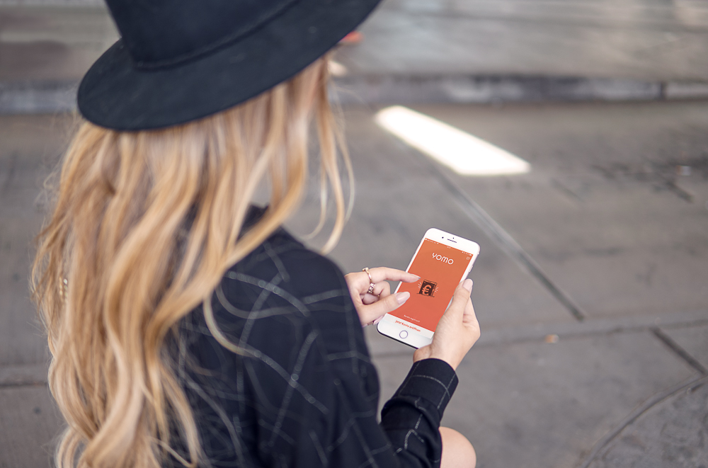 Mobile Banking App Yomo