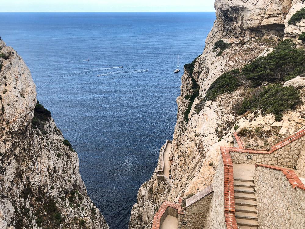 Capo Caccia-Weg zur Neptungrotte