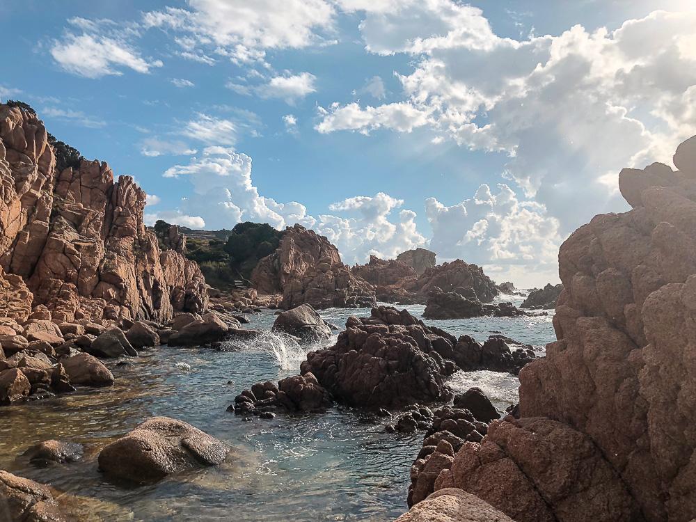 Costa Paradiso Buchten