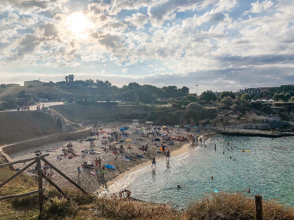 Spiaggia Balai Porto Torres - schönste Strände Sardieniens
