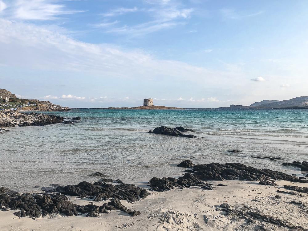 Spiaggia della Pelosa Ruine