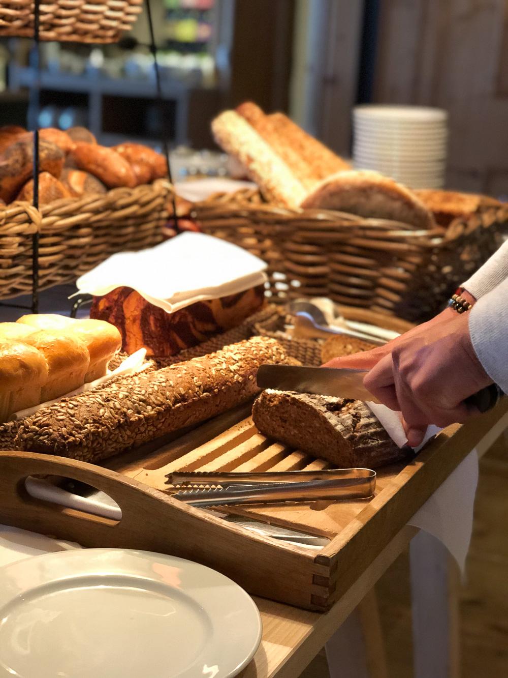Frühstück Brot