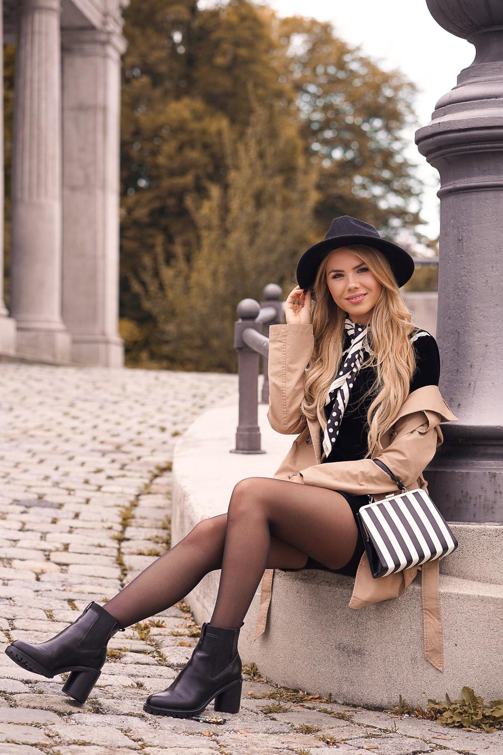 Herbst Outfit von Zalando Lounge