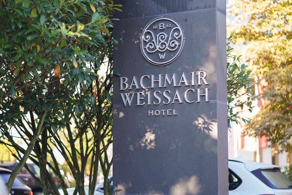 Hotel Bachmair Weissach am Tegernsee München-Logo