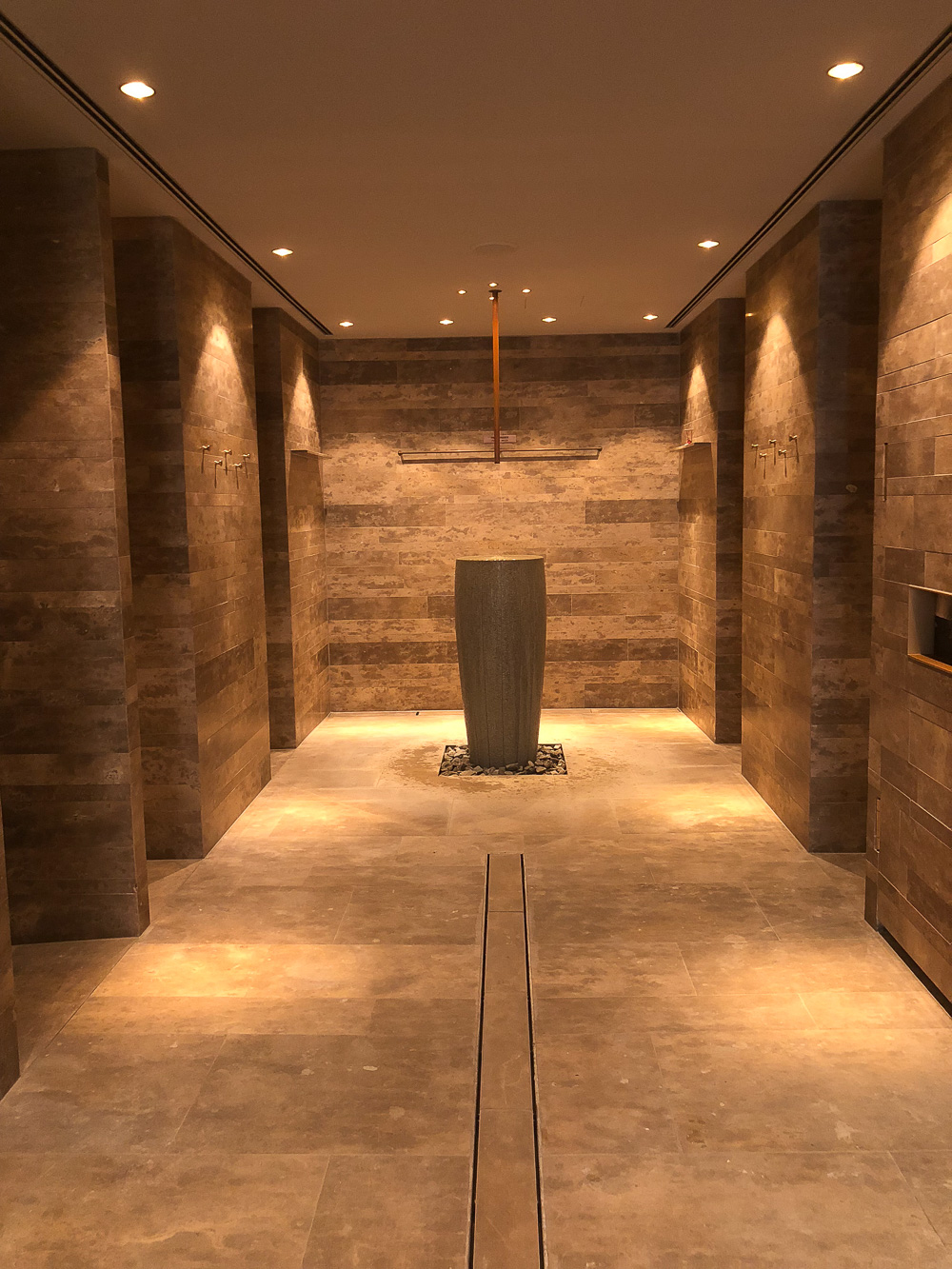 Mizu Onsen Spa Trinkwasser Brunnen