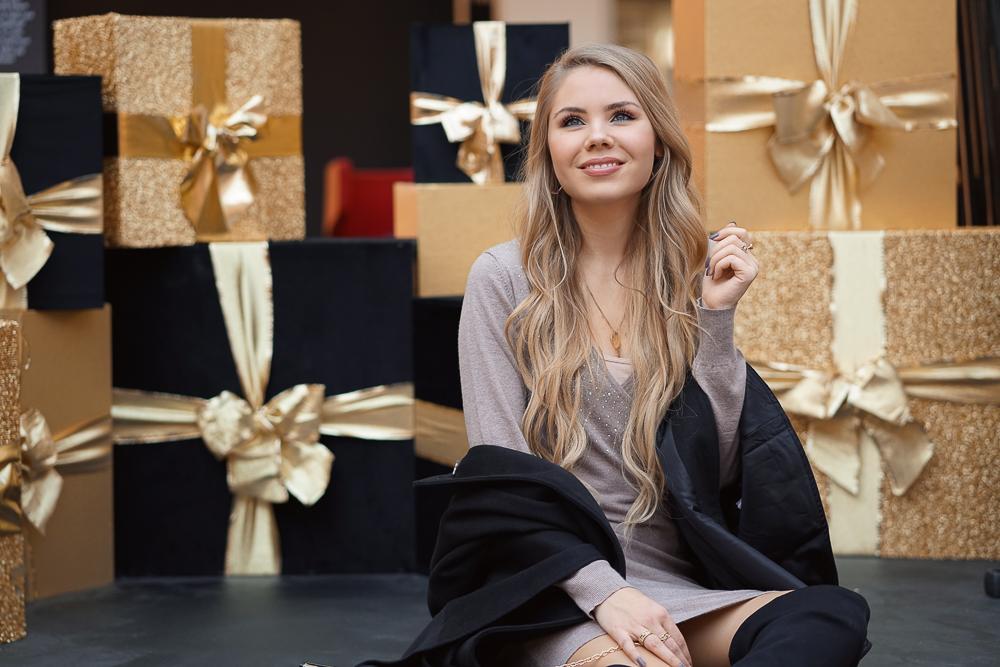 Fashionblog TheRubinRos - Bonprix Weihnachtslook